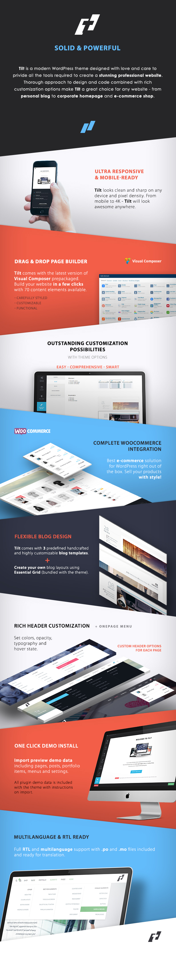 Tilt - Creative Multipurpose Theme - 1